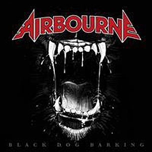 airbourne black dog barking